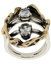 Voodoo Jewels - Elide Ring - Lyst