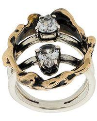 Voodoo Jewels - Elide Ring - Lyst