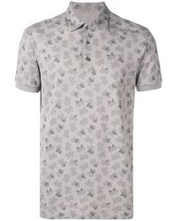 6bc82c4d Gucci Embroidered Butterfly T-shirt in White for Men - Lyst