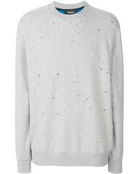 DIESEL - S-graham Sweatshirt - Lyst