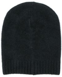 Laneus - Elasticated Fitted Hat - Lyst