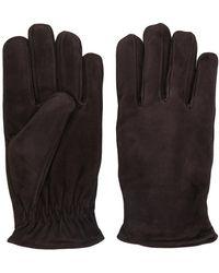 Lardini - Classic Fitted Gloves - Lyst