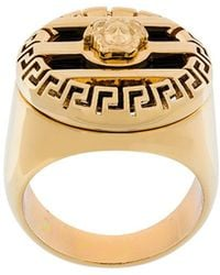 Versace - Anello - Lyst