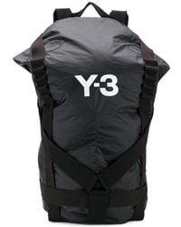 8a52f15da9 Lyst - Y-3 Medium Qrush Backpack Black in Black for Men