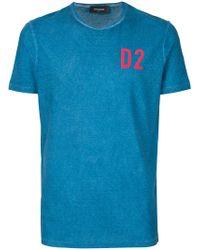 DSquared² - D2 T-shirt - Lyst