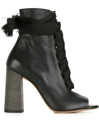 Chloé - Harper Ankle Booties - Lyst
