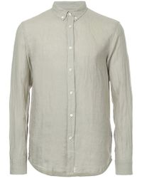 Venroy - Buttoned Down Collar Shirt - Lyst