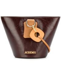 Jacquemus - Logo Bucket Bag - Lyst