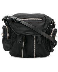 Alexander Wang - Mini Marti Logo Backpack - Lyst