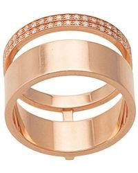 Repossi ダイヤモンド リング 14kイエローゴールド - マルチカラー