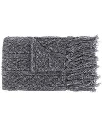 Barena - Long Chunky Knit Scarf - Lyst