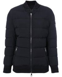 Neil Barrett - Padded Bomber Jacket - Lyst