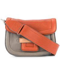 Pierre Hardy - Chain Detail Satchel Bag - Lyst