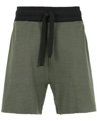 Osklen - Double Face Shorts - Lyst