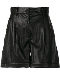 Pinko - High Rise Short Shorts - Lyst
