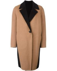 Fausto Puglisi - Panelled Coat - Lyst