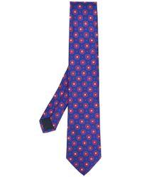 Corneliani - Patterned Tie - Lyst