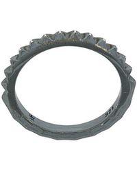 Kasun - Crocodile Ring - Lyst
