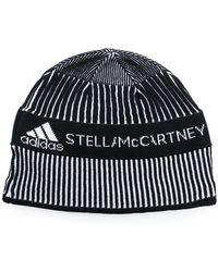 adidas By Stella McCartney - Run Logo Beanie Hat - Lyst