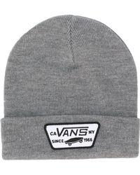 Vans X Marvel Captain America Shield Courtside Hat in Black for Men ... 7ec5f1cda48
