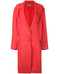 Preen By Thornton Bregazzi - Romilly Coat - Lyst