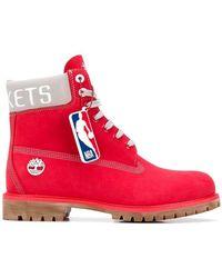 Timberland - Nba Boots - Lyst