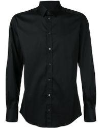 Dolce & Gabbana - Classic Tailored Shirt - Lyst