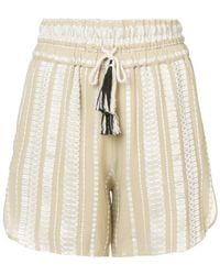 Zeus+Dione - Paxi Patterned Shorts - Lyst