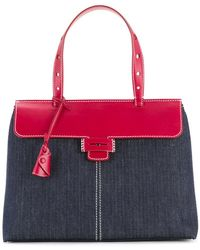 Myriam Schaefer | Two-tone Lord Tote Bag | Lyst