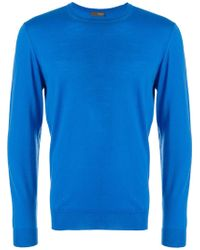 Drumohr - Perfectly Fitted Jumper - Lyst