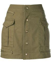 Saint Laurent - Sportswear Skirt - Lyst