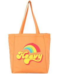 Hysteric Glamour - Rainbow Print Shopper Bag - Lyst