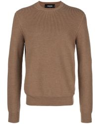 DSquared² - Ribbed Jumper - Lyst