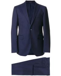 Tagliatore - Single Breasted Suit - Lyst