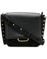 Isabel Marant - Kleny Studded Bag - Lyst