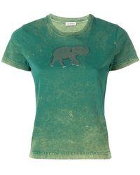 Balenciaga - Exclusive To Farfetch - Elephant T-shirt - Lyst