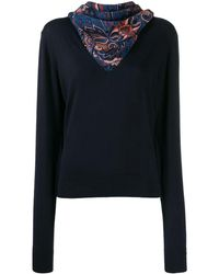 See By Chloé Scarf Neck Sweater