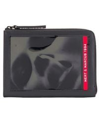 DSquared² - Zipped Wallet - Lyst