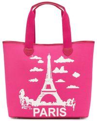 Twin Set - Paris Tote Bag - Lyst