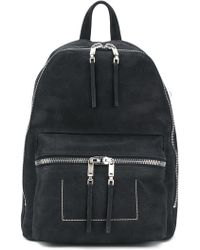 Rick Owens - Double-zip Backpack - Lyst