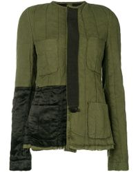 Haider Ackermann - Short Fitted Jacket - Lyst