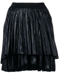 Isabel Marant - Two-layered Skirt - Lyst