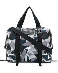 Jimmy Choo Arlington Tote Bag - Gray
