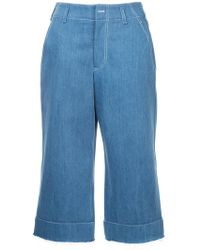 Nehera | Cropped Jeans | Lyst