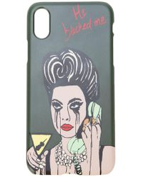 Haculla - He Blocked Me Iphone 7/8 Plus Case - Lyst