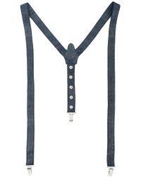 Manokhi - Leather Braces - Lyst