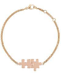 Akillis - Mini Puzzle Charm Bracelet - Lyst