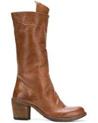 Officine Creative - Mid-calf Boots - Lyst