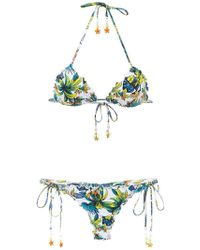 Amir Slama - Printed Bikini - Lyst