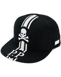 camouflage print snapback hat - White Plein Sport i5vGyu